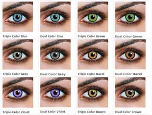 prescription colored contacts tips and advices