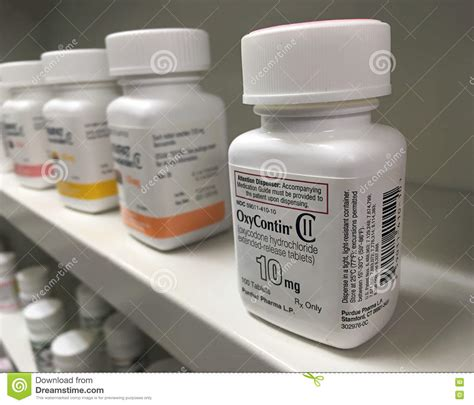 Shelf Oxycodone oxycontin bottle gallery