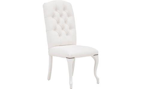 lederen witte stoelen witte leren eetkamerstoelen brouwerijdehogestins