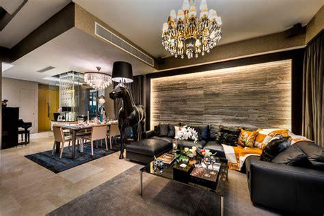 seducing contemporary living room designs