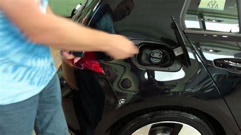unlocking gas cap  gas cap holder volkswagen youtube