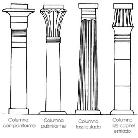 imagenes de columnas egipcias columnas de piedra reproducciones de columnas piedra
