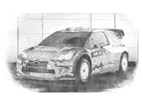Rally Auto Zum Ausmalen by Malvorlagen Auto Citroen Bilder Zum Ausmalen