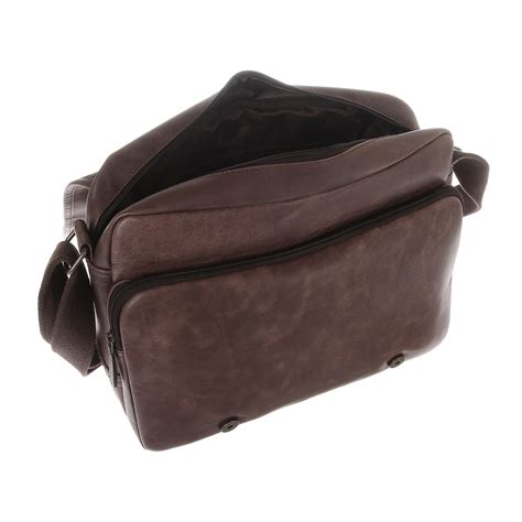 D Cheryl Iconic Smart Side Pouch Messenger Bag Iss Im fitzrovia burnished buffalo leather messenger bag conkca touch of modern