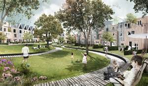 Garden Architect Delva Landscape Architects Created A Community Oasis For