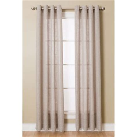 where can i buy grommets for curtains buy 84 inch curtain grommet panels from bed bath beyond