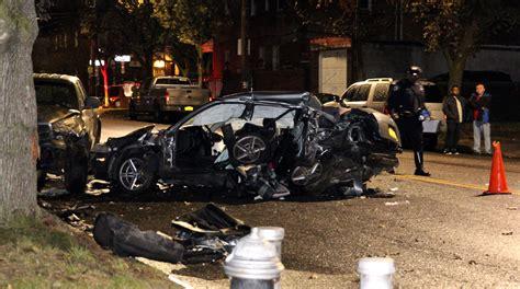 violent car crash  ozone park claims  life