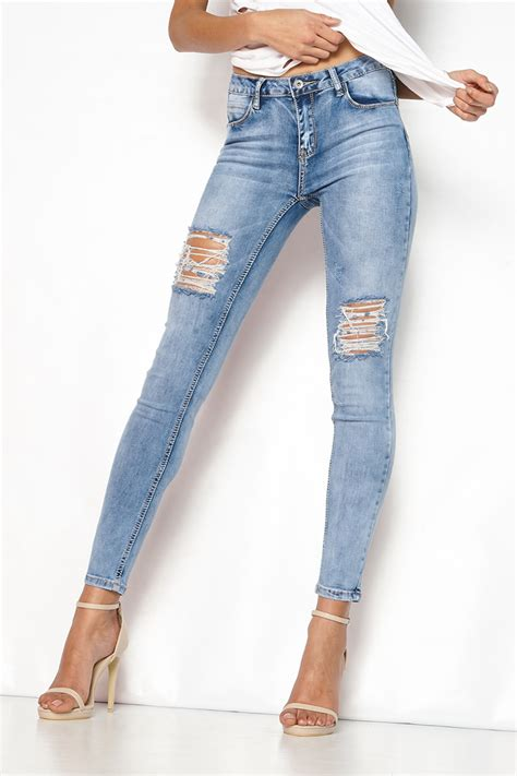 light wash denim eta light wash denim ripped