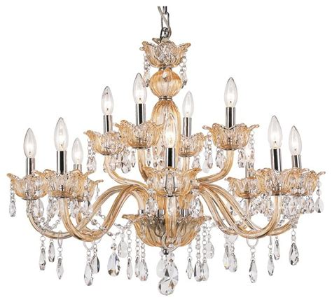 Chandeliers Miami Ornate Chandelier With Chagne Finish Chandeliers Miami By Decorausa