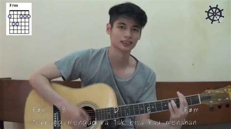 belajar kunci gitar akustik youtube akustik gitar belajar lagu seperti kemarin noah