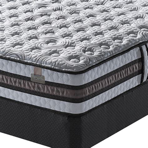 What Does Plush In A Mattress by Iseries Envoy Plush Mattress By Serta