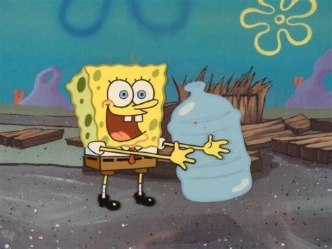 Spongebob Water Meme - image gallery spongebob water