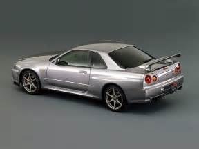 Nissan Skyline 1999 Nissan Skyline Gt R R34 1999 2000 2001 2002