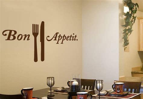 d馗oration murale pour cuisine best dctop bon appetit couteaux et fourchettes cuisine