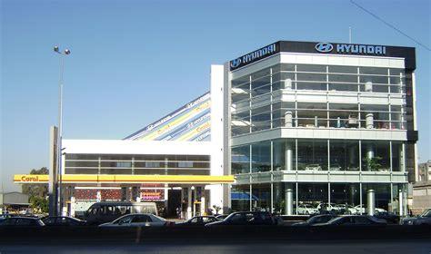 hyundai motor america corporate office headquarters