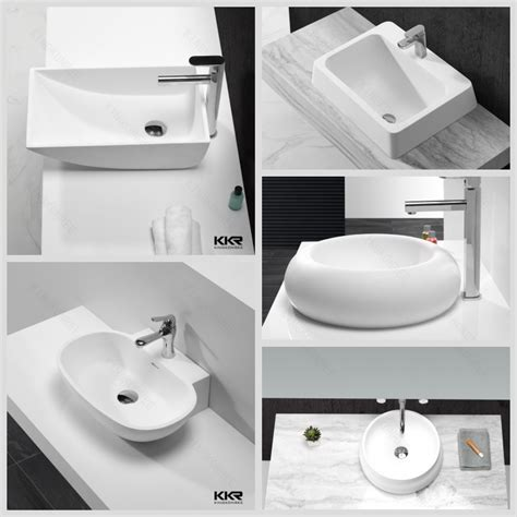 solid surface bathroom sink solid surface sink
