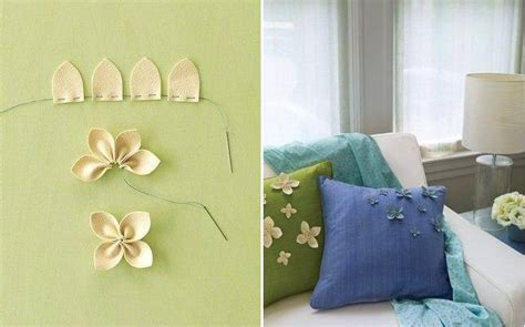 How To Hump A Pillow Step By Step by How To Make Beautiful Pillow Decoration Flowers Step By