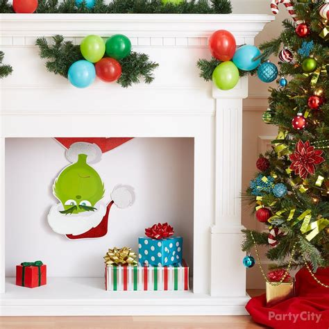 grinch christmas party props grinch decorating and ideas city