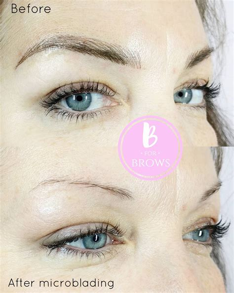 tattoo eyebrows richmond bc eyebrow feathering by b for brows vancouver bc