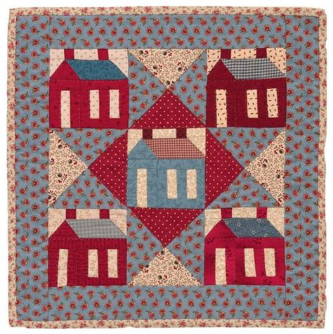 1000 images about schoolhouse quilt on