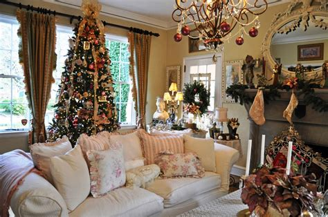 decorating home for christmas country christmas living room curtain ideas 4144 latest