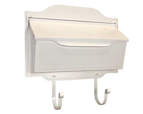 Modern Wall Mailbox by Contemporary Wall Mount Mailbox
