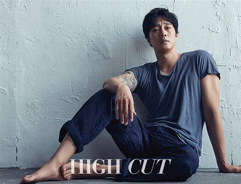 so ji sub tipe ideal so ji sub describes his ideal type of woman in high cut