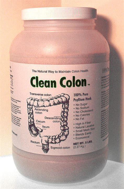 Metamucil Detox Programs by Clean Colon 100 Psyllium Husk