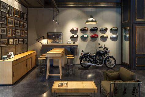 motorbike 187 retail design blog