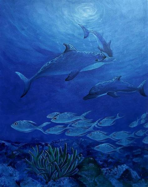 acrylic painting underwater how to paint underwater cherie roe dirksen