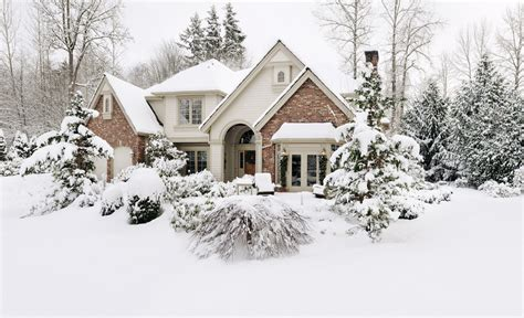 house snow selling in winter bhhs kansas city realty the