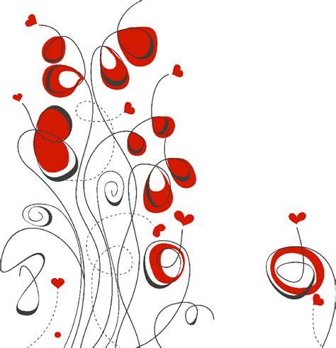 imagenes flores vectorizadas flores ilustraciones en png para artesan 237 a y dise 241 os