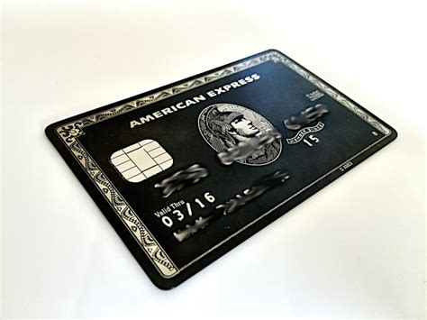 who makes the black card inside the ultra exclusive black american express card