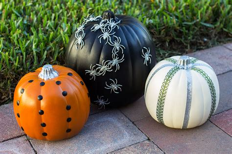 3 ways to decorate your pumpkin without carving