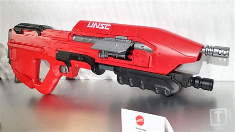 halo toys for sale master chief s iconic unsc ma5 halo rifle is now a boomco