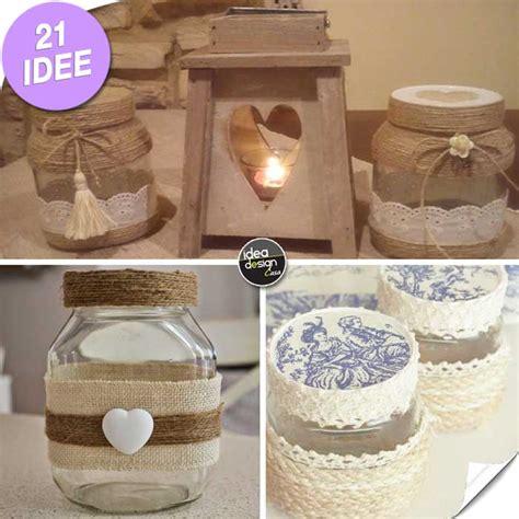 riciclare vasi di vetro favoloso riciclare barattoli di vetro dg62 pineglen