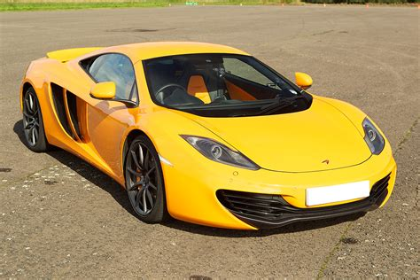 Gifts For Him by Mclaren Mp4 12c Driving Thrill