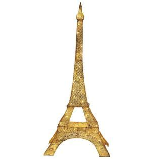 60 inch eiffel tower christmas decoration