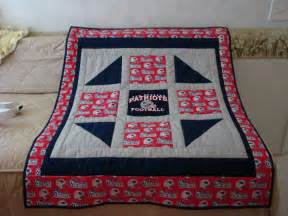 quilt wrapped up in sports inc