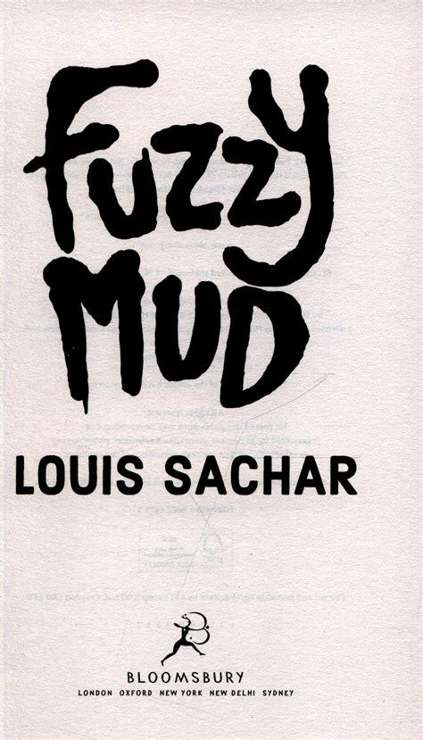 fuzzy mud 1408864754 fuzzy mud by sachar louis 9781408864753 brownsbfs