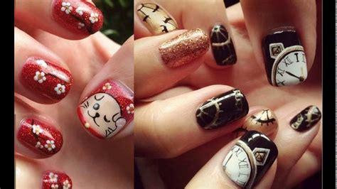 new year nail style 2016 new year nail design