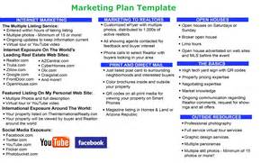 Tourism Marketing Plan Template by Marketing Plan Tasko Consulting