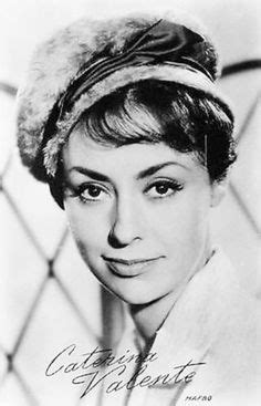 caterina valente jazz caterina valente my moviestarcards 50 s 60 s