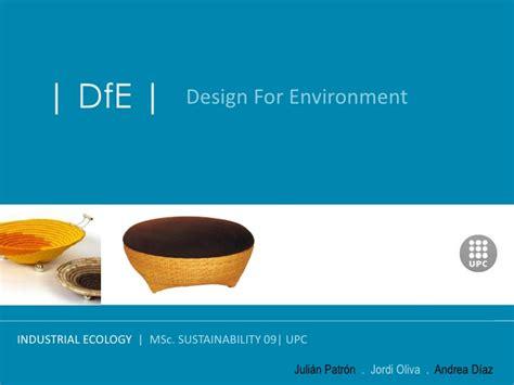 Design For Environment Slideshare | gd3 design for environment