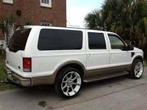 Ford Excursion Wheels Buy Used Custom Ford Excursion W 2010 Facelift And 24