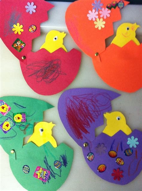 easter arts and crafts projects
