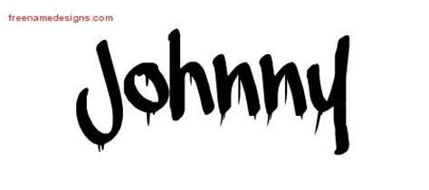 johnny tattoo alphabet johnny archives free name designs