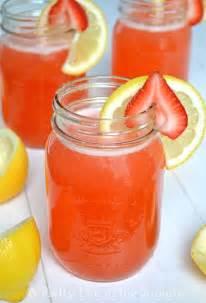 Strawberry lemonade a pretty life in the suburbs