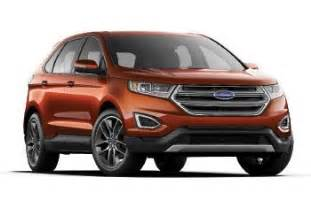 2015 ford suv models