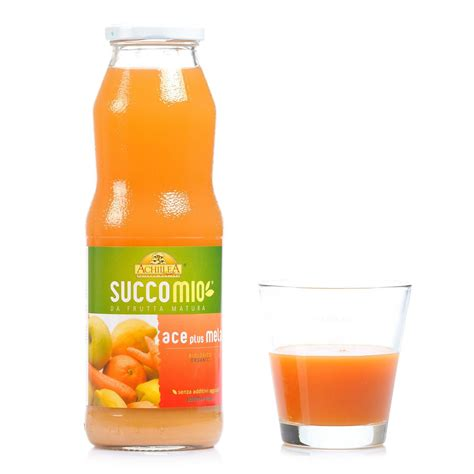 ace juice succomio ace plus apple juice achillea eataly